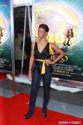 montego glover in Martin Scorcese Premiere of