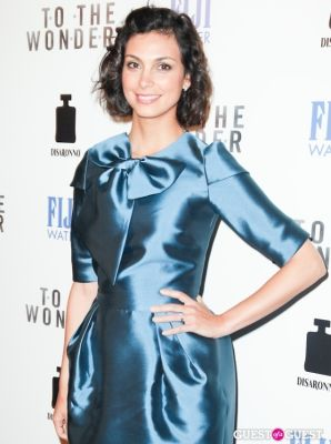 morena baccarin in Premiere Of Magnolia Pictures'