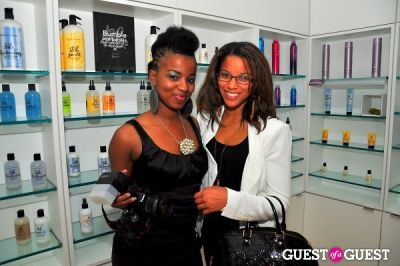 morgan fykes in Nival Salon and Spa Launch Party