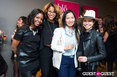 morgan fykes in Blo Dupont Grand Opening with Whitney Port