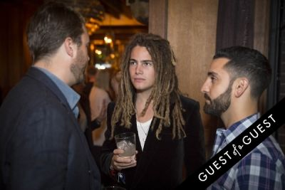morgan o--connor in You Should Know Launch Party Powered by Samsung Galaxy