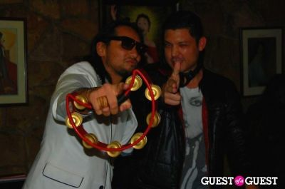 morgan pharoh in D&D Most Wanted w/ Posso the DJ & The Teddy Boys