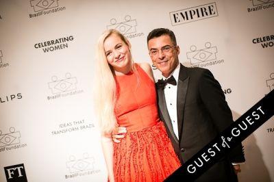 marcus vinicius-ribeiro in Brazil Foundation XII Gala Benefit Dinner NY 2014