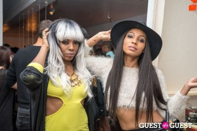 wynter gordon in Galore Magazine Kick-Off Party