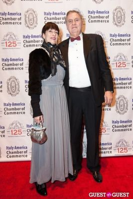 mrs. de-maria in Italy America CC 125th Anniversary Gala