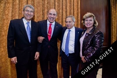 muhtar kent in SEV and FABSIT Leaders Night