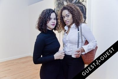 ebonee smith in ART Now: PeterGronquis The Great Escape opening