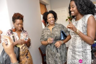 myleik teele in Shea Radiance Target Launch Party