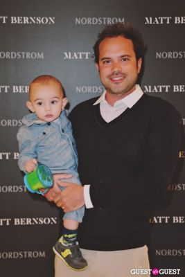 myles bernson in The Launch of the Matt Bernson 2014 Spring Collection at Nordstrom at The Grove