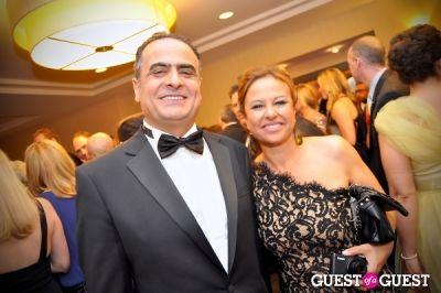 nadia bilbassy-charters in White House Correspondents' Dinner 2013