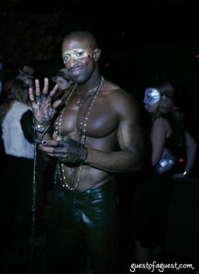 naeem delbridge in Lydia Hearst's Masquerade Party