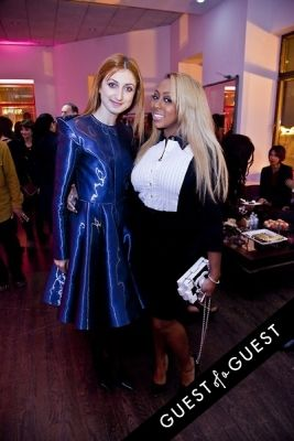 kijafa vick in The 2nd Annual NBA, NFL and MLB Wives Holiday Soiree