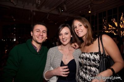 lori supsic in Urban Daddy Holiday Party