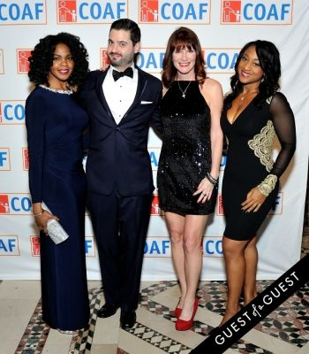 chrystal stone in COAF 12th Annual Holiday Gala