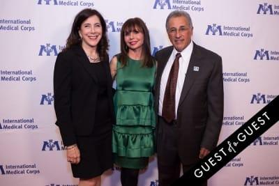 nancy aossey in International Medical Corps Gala