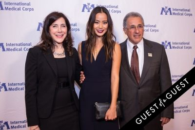 jamie chung in International Medical Corps Gala