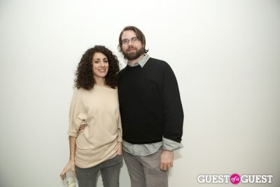 nick hasty in New Museum's George Condo Exhibit