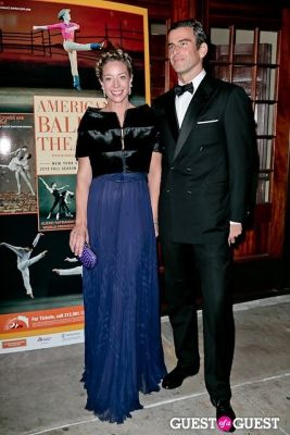 christopher brainerd in American Ballet Theatre Opening Night Fall Gala