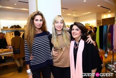 freida pinto in Launch of Calypso St. Barth's Partnership with Susan and Chrissie Miller