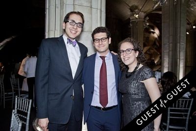 asher schlusseberg in Young Friends of Bezalel After Party