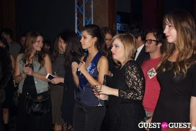 """amy lebowitz in W Hotels, Intel and Roman Coppola """"Four Stories"""" Film Premiere"""
