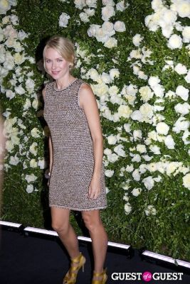 naomi watts in Chanel Tribeca Film Festival Dinner