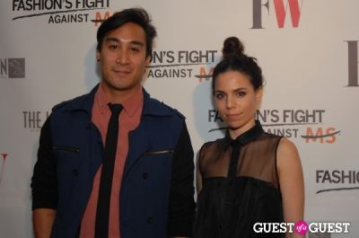 nary manivong in Fashion's Fight Against MS