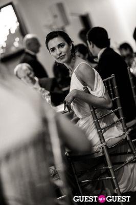 natalia beber in Brazil Foundation Gala at MoMa