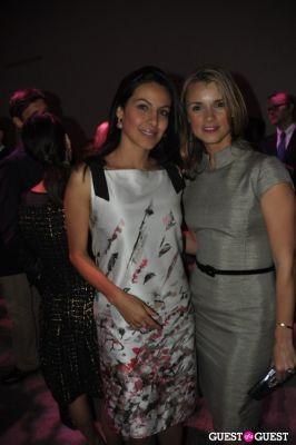 natalia echavarria in The Fifth Annual Golden Heart Awards @ Skylight Soho