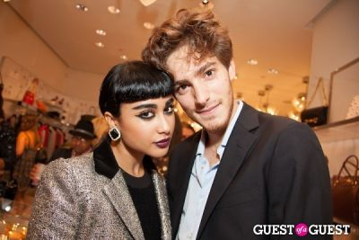 natalia kills in Moschino Celebrates Fashion's Night Out 2012