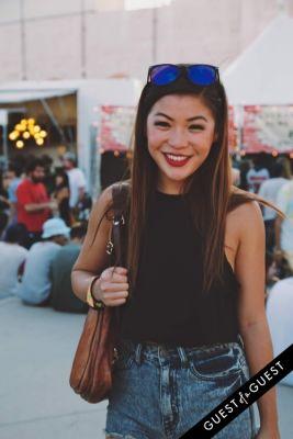 natalie chow in FYF Fest 2014