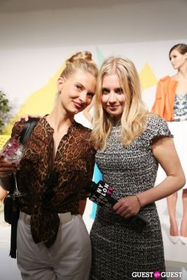 natalie decleve in [NYFW] Day 6 - Alice and Olivia SP 2013 Presentation