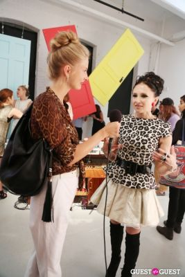 stacey bendet in [NYFW] Day 6 - Alice and Olivia SP 2013 Presentation