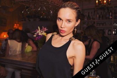 natalie gal in Mari Vanna LA One-Year Anniversary Party