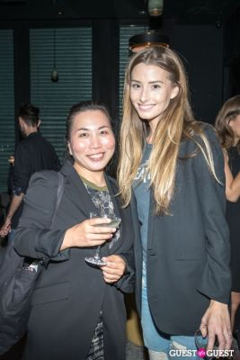 natalie gil in Oliver Theyskens Theory After Party