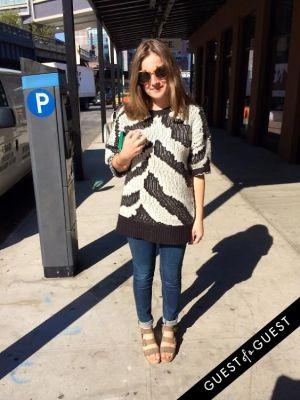 natalie haddad in Fall Street Style 2014