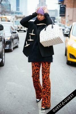 natalie joos in NYFW Street Style Day 3