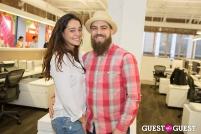 natalie martinez in Perkins+Will Fête Celebrating 18th Anniversary & New Space