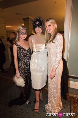 kelly framel in Save Venice's Un Ballo in Maschera – The Black & White Masquerade Ball