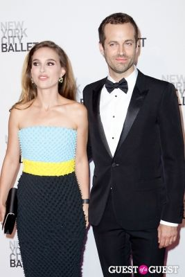 natalie portman in New York City Ballet's Fall Gala