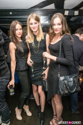 julia marrachino in H&M and Vogue Between the Shows Party