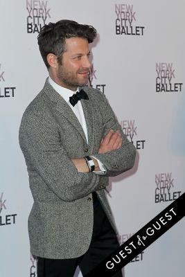 nate berkus in NYC Ballet Fall Gala 2014