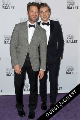 jeremiah brent in NYC Ballet Fall Gala 2014
