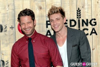 jeremiah brent in FEED USA + Target VIP