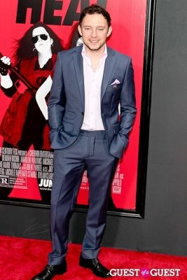 nate corddry in The Heat Premiere