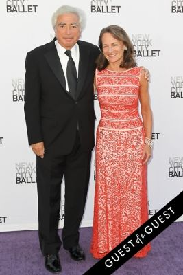 nathan leventhal in NYC Ballet Fall Gala 2014