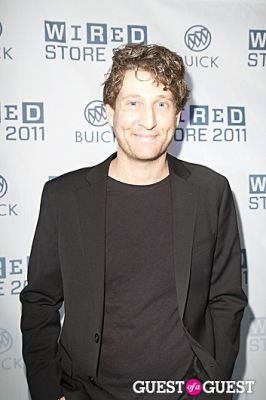 nathan sawaya in 2011 Wired Store Opening Night Launch Party