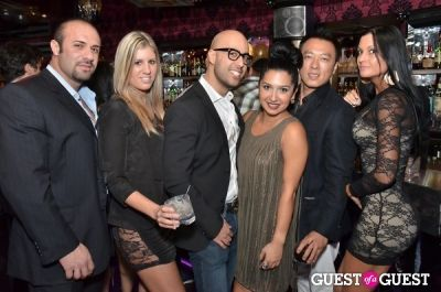 navid mogharabi in Opera Lounge Celebrates One Year