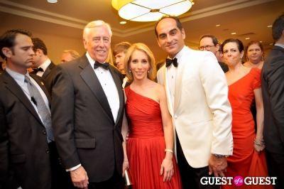navid negahban in White House Correspondents' Dinner 2013