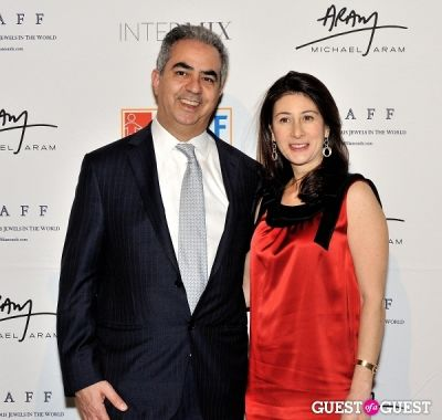 mila festekjian in Children of Armenia Fund 10th Annual Holiday Gala